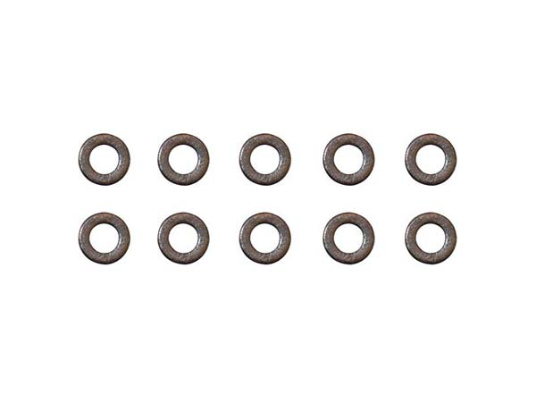 Image Of Axial Washer 3x6x0.5 (10pcs)