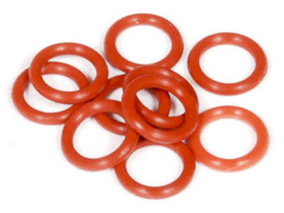 Image Of Axial O-Ring 5x1mm (10pcs)