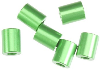 Image Of Axial 7.5x6MM Spacer - Green
