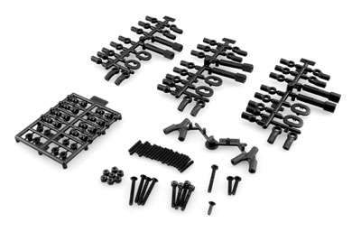 Image Of Axial  RTR Scorpion Hardware Upgrade Pack