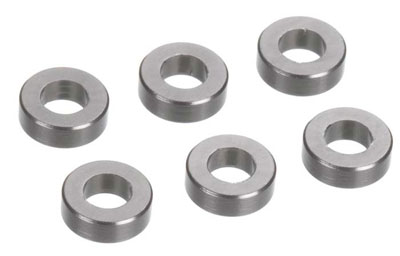 Image Of Axial 2x6MM Spacer - Grey