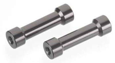 Axial Post 7x25MM - Grey (2) AXA1422