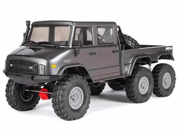 Axial 1/10 SCX10 II UMG10 6x6 Rock Crawler RTR AXI03002