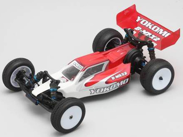 Image Of Yokomo B-MAX2MR Ver.3 2WD 1/10th Mid Motor Electric Buggy