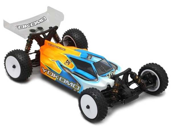 Image Of Yokomo YZ-4 4WD Off-Road Eletric Competiton Buggy Kit