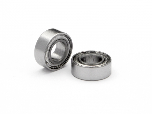 HPI Ball Bearing 4 X 8 X 3mm Zz (2 Pcs) B017