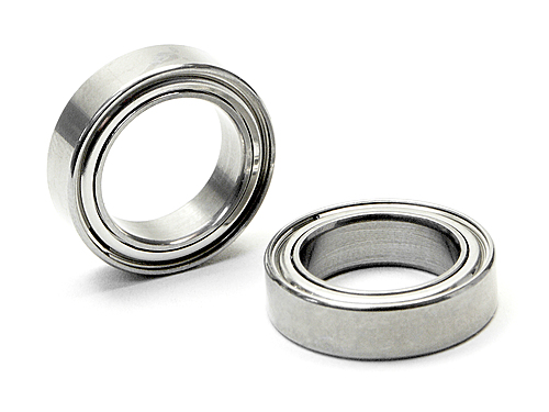 HPI Ball Bearing 10 X 15 X 4mm Zz (2 Pcs) B030