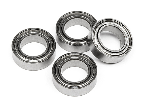 Image Of HPI Steering Upgrade Set (6 X 10 X 3mm Ball Bearing/4pcs)