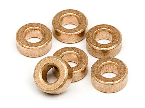 HPI Metal Bushing 3x6x2.5mm (6pcs) B068