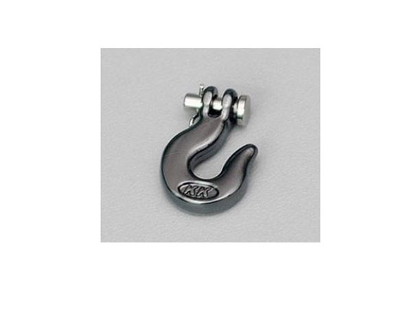 RC4WD ZS0469 King Kong Small Hook (Black Chrome) Z-S0469