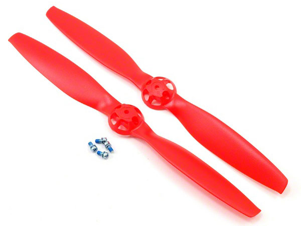 Blade Red 350QX Propeller Set (Clockwise & Counter Clockwise Rotation) (2) BLH7821B