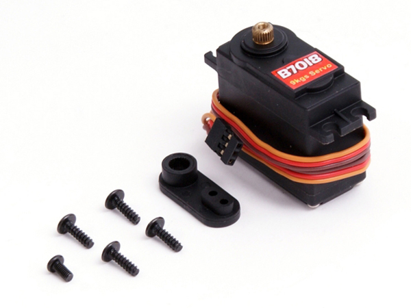 Image Of BSD Racing Water Resistant High Power Servo, 9kg