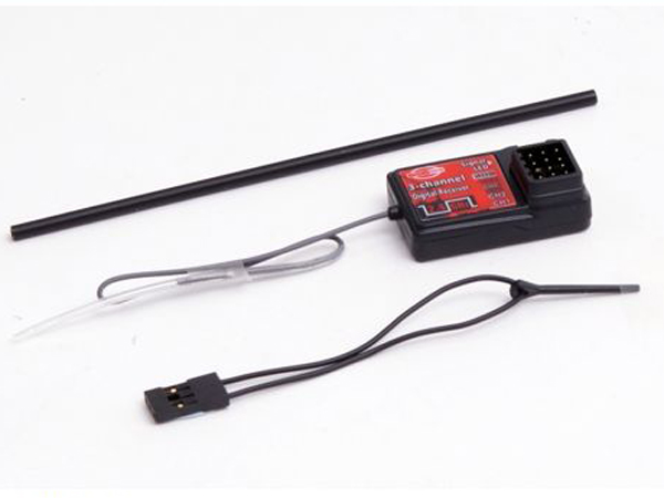 BSD Racing Water Resistant 2.4GHz Receiver BS-B7054-W