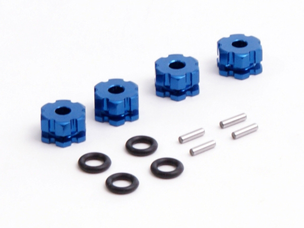 BSD Racing CNC Wheel Hex Set BS-MPO-01