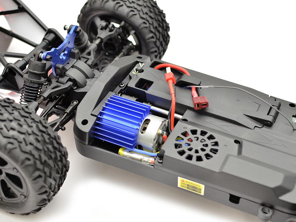 BSD Racing Prime Desert Assault V2 Buggy RTR - Brushed BS218T