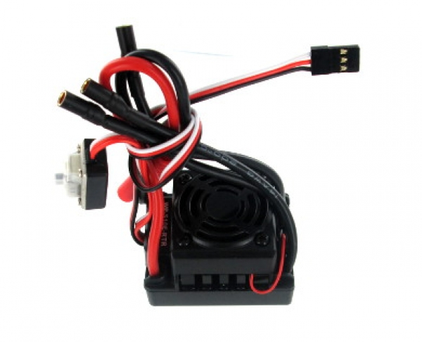 Image Of BSD Racing Baja / Storm / Assault / Onslaught Brushless ESC 45Amp