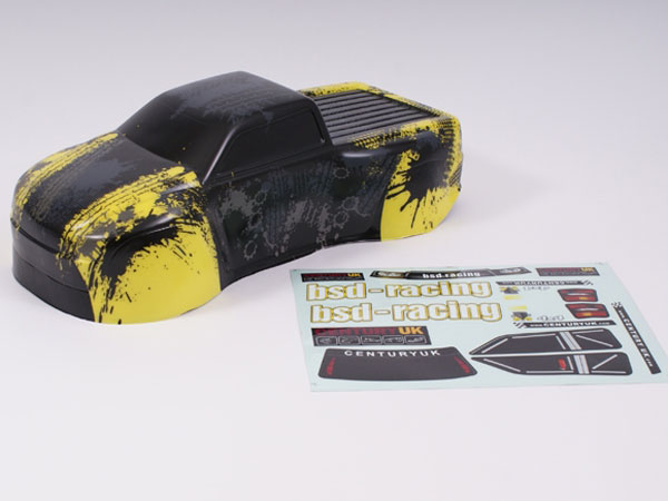 Image Of BSD Racing Flux Marauder Body Shell Painted