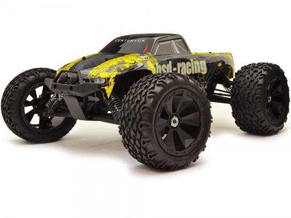 Image Of BSD Racing Flux Marauder 1:8th 4WD RTR Truck (Brushless)