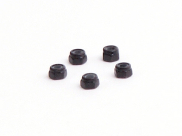 BSD Racing 3mm Lock Nuts (5) BS901-066