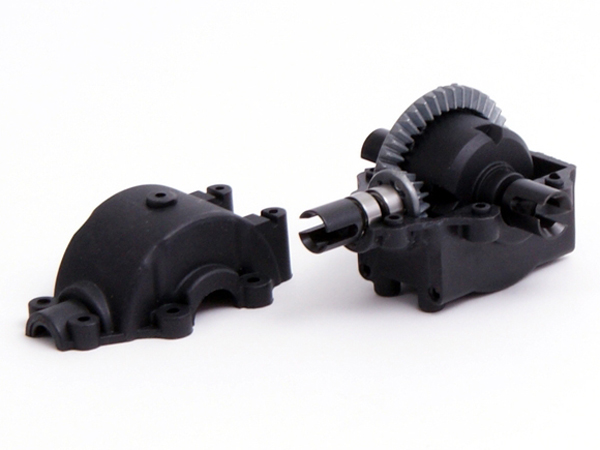 Image Of BSD Racing Diff Gearbox Unit