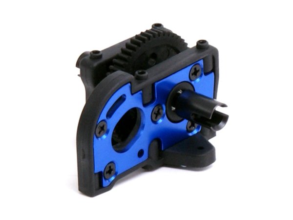 Image Of BSD Racing Spur Gear And Gearbox Assembly