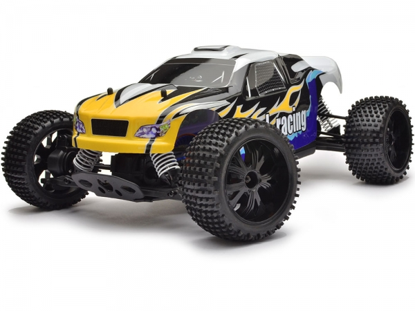 Image Of BSD Racing Flux Onslaught 1:9th 4WD RTR Truggy (Brushless)