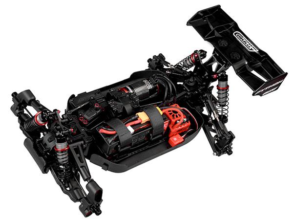 Corally Python XP 6S Buggy 1/8 SWB Sin escobillas RTR #C-00181 ...