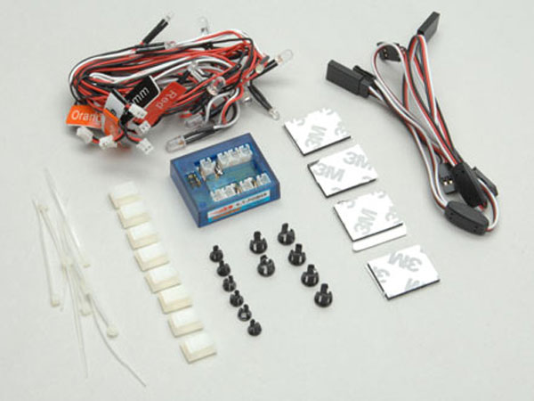 GT Power Car Lighting Set C-GTLSC1
