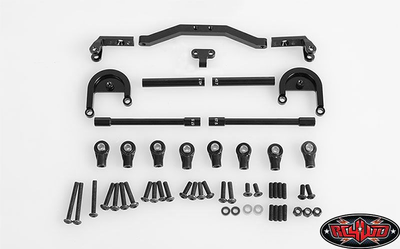 RC4WD ZS1053 4 Link Kit For Trail Finder 2 Short WB Rear Axle 