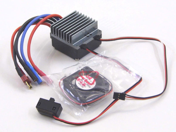 Image Of Ansmann Racing 1:8 Brushless Speed Controller (#115000612)