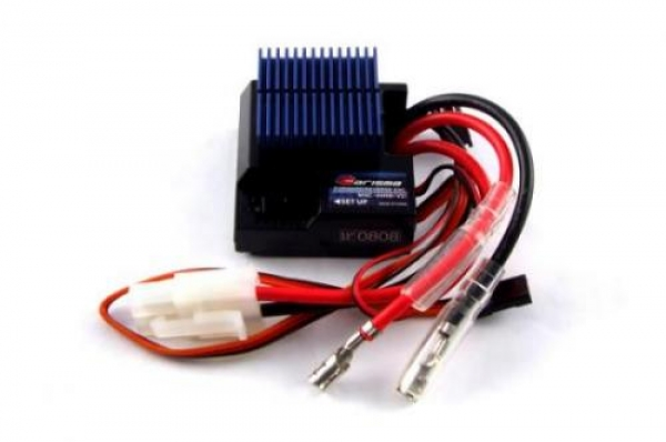 Image Of Carisma M40S/M40DT Brushed ESC (MSC-04RB)
