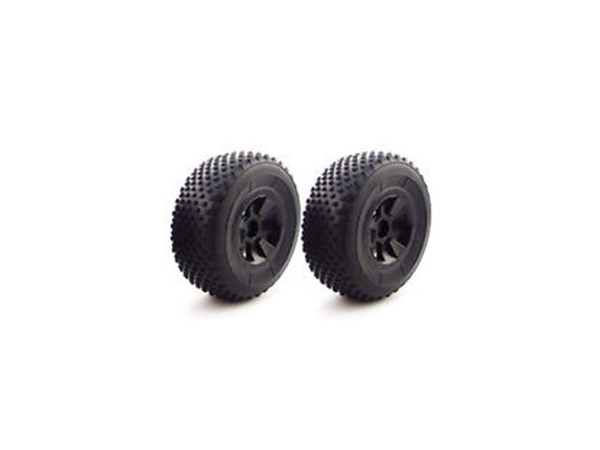 Carisma M40DT Wheels And Tyre Set (2) CA14985
