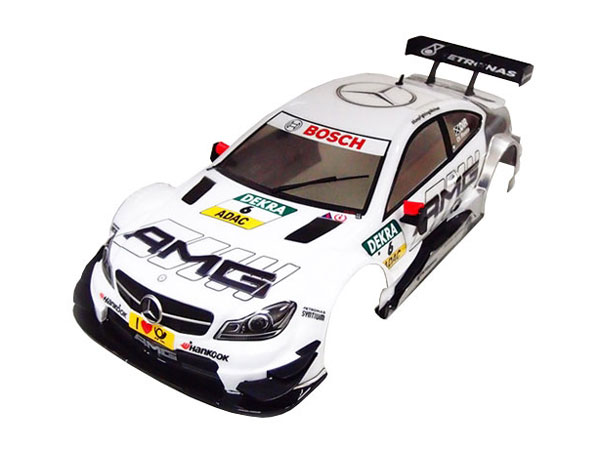 Carisma GT10RS Mercedes-AMG C-Coupe DTM 2014 White Body CA15339