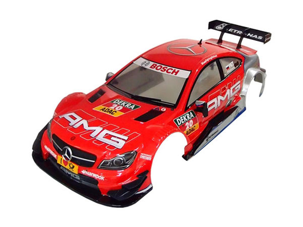 Carisma GT10RS Mercedes-AMG C-Coupe DTM 2014 Red Body CA15340