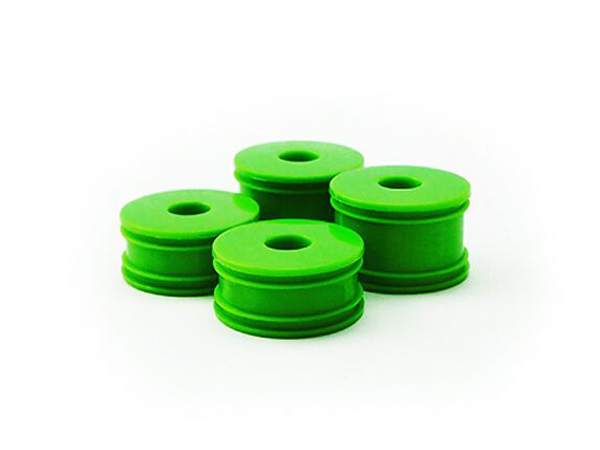 Carisma GT24B Green Wheel Set CA15386