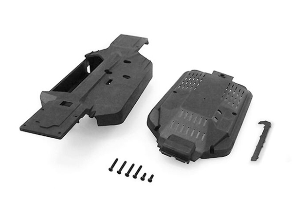 Carisma GT24 Chassis and Cover Set CA15413