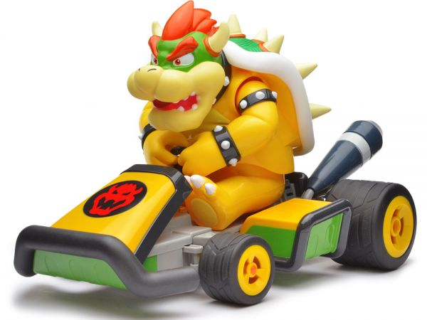 Image Of Carrera 1/16 Mario Kart 7 - Bowser