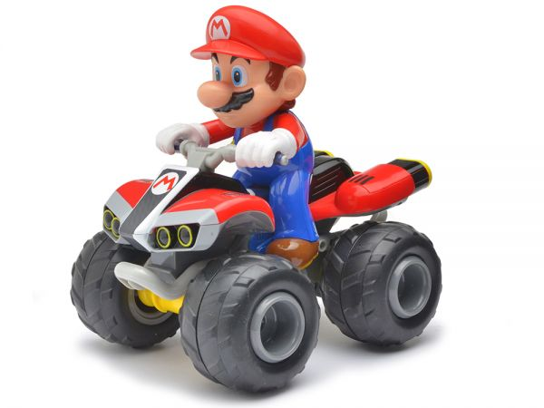 Image Of Carrera Nintendo Mario Kart 8 Quad Bike - Mario