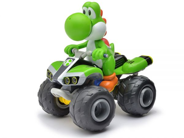 Image Of Carrera Nintendo Mario Kart 8 Quad Bike - Yoshi