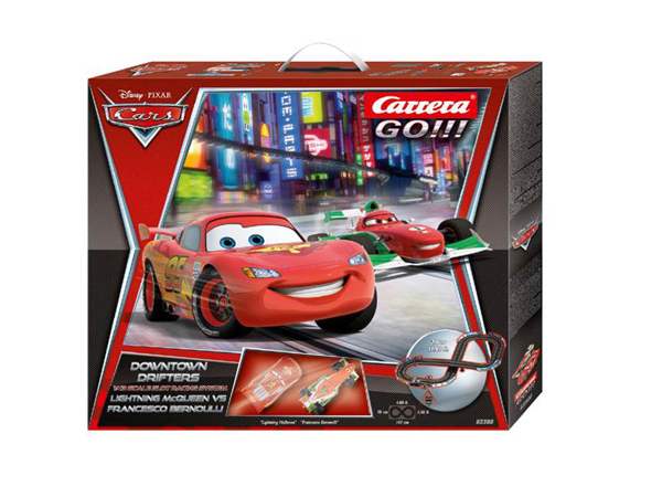 Image Of Carrera Disney Pixar Cars Downtown Drifter