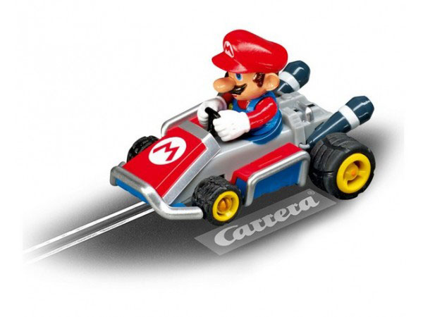 carrera mario kart 7 slot car racing set ca62317. Black Bedroom Furniture Sets. Home Design Ideas