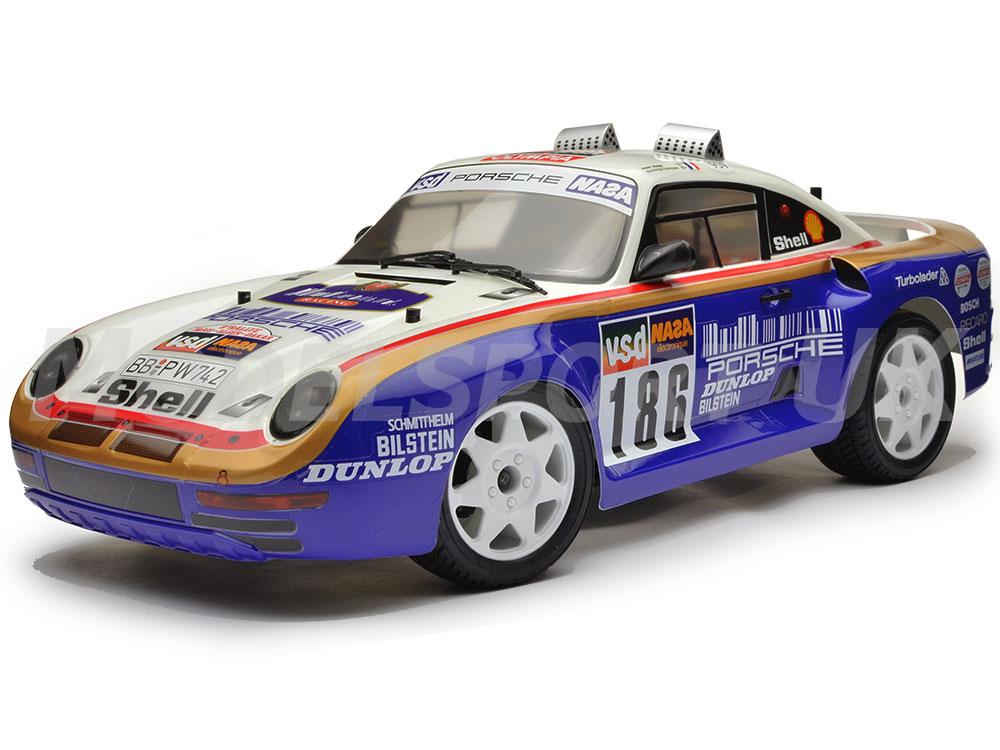 Carisma M48s Porsche 959 Brushless Rtr Ca70768