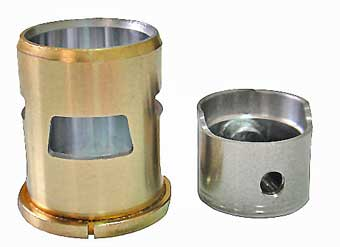 Hong Nor Cylinder Sleeve/Piston Force 36R HNCP3604/5A