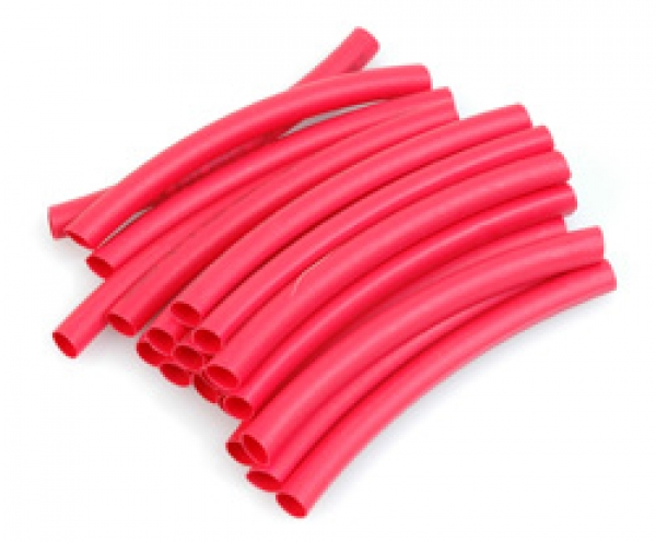 Core RC Heatshrink Tube 6mm (Red) CR125