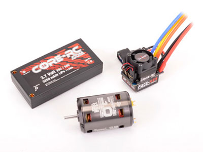 Core RC GT12 Power Plant-PACE ESC/SP 13.5/1S Lipo CR175