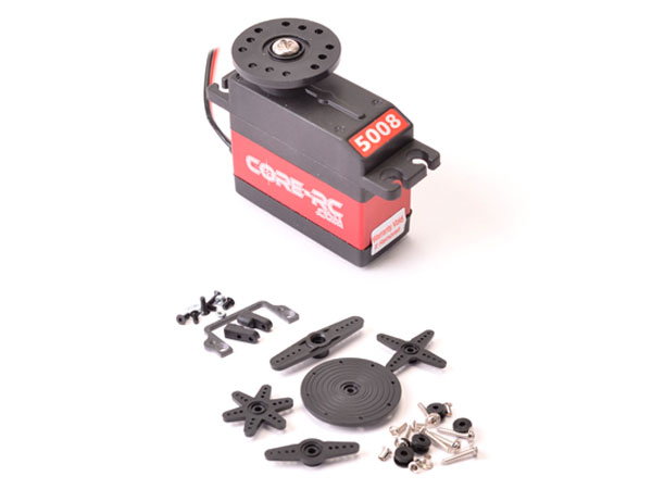 Core RC Servo 5Kg .08 Sec 1/12th/GT12 CR194