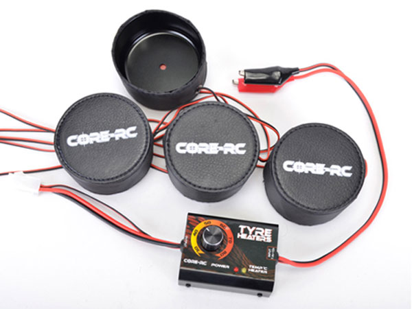 Core RC Tyre Warmer Set CR289