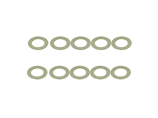 Core RC Shims 5 x 8 x 0.1 - pk10 CR451