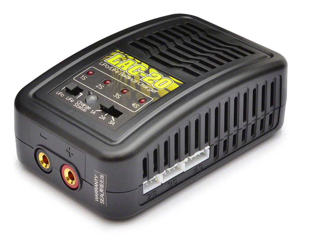 Core RC LAC-20 - 1s-4s 20W AC Charger CR492