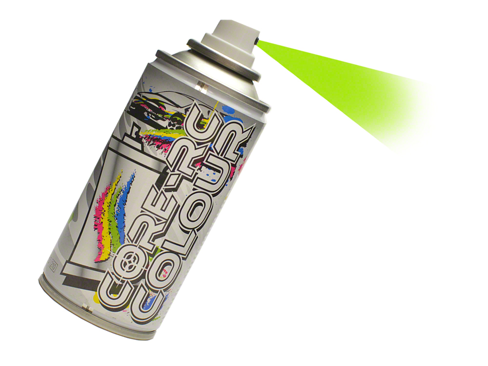 Core RC Aerosol Paint - Lime Green CR607